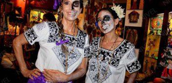 Ven a celebrar el Día de Muertos en la Riviera Maya